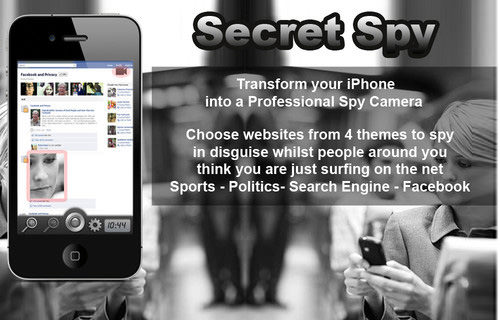 secret spy camera pro picture