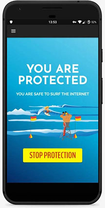 safe surfer picture