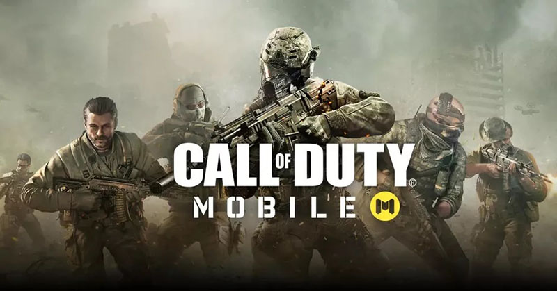 call of duty online shooting games