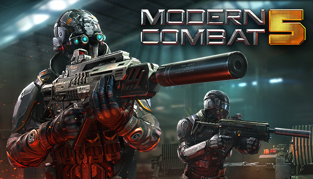 modern combat shooting game